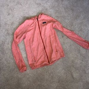Unique patagonia light zip-up. Worn once
